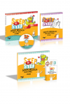 Ana Okulu Step By Step English Prescholl Practice Book